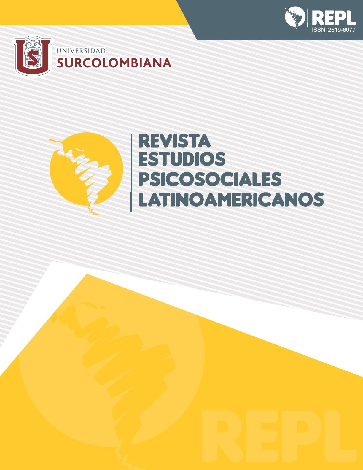 Revista Estudios Psicosociales Latinoamericanos