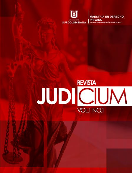 Carátula Judicium